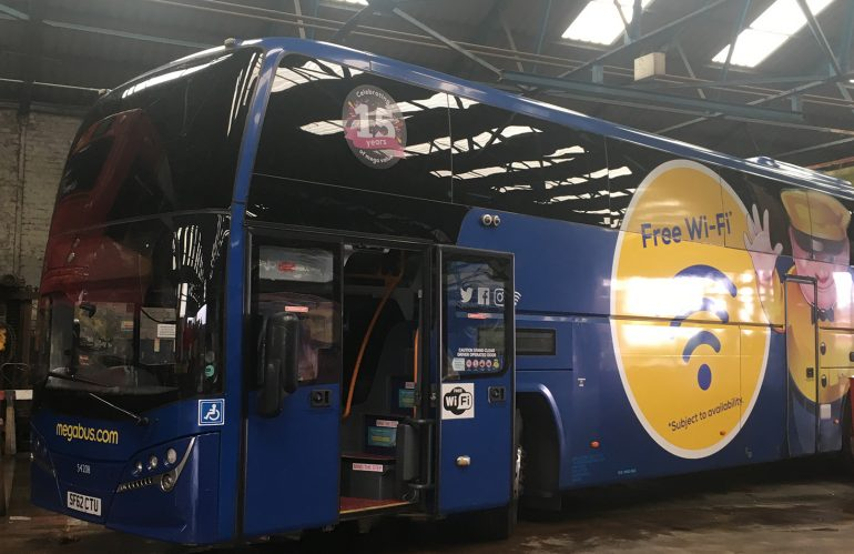 Megabus Picture